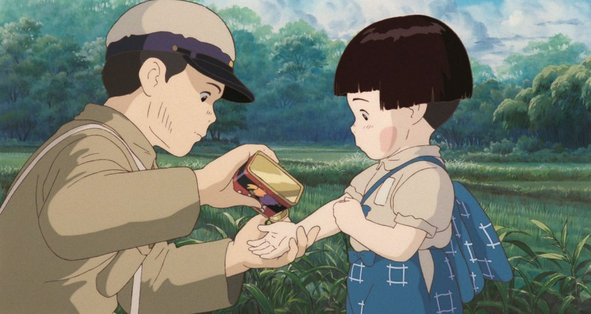GRAVE OF THE FIREFLIES @ Kuma Anime Film Festival!