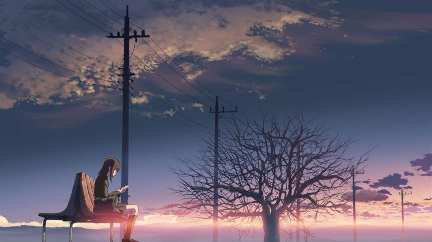 5 Centimeters Per Second @ Kuma Anime Film Festival